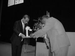 新潟県農村振興アメニティーコンクール表彰式
