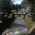 中ノ俣・川